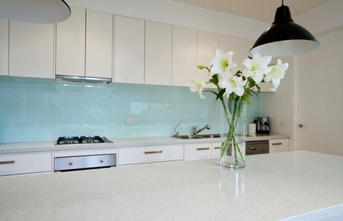 glashylder til køkken